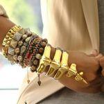 Популярное украшение - браслет